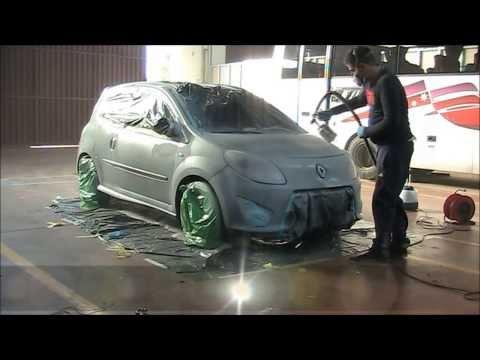 plasti dip - un nuovo metodo per verniciare la propria auto