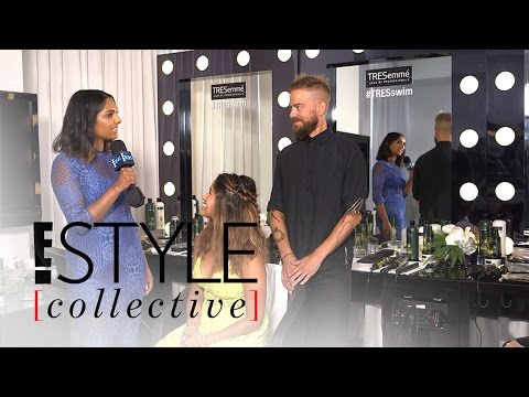 How to Get 'It Girl' Summer Braids  E! Style Collective   E! News