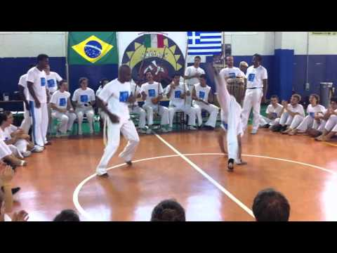 Capoeira Sou Eu - Roda de formatura - Milano 2011