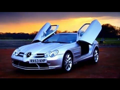 Top gear mercedes slr фото