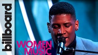 Labrinth Madonna Tribute: 'Frozen' & 'Like a Prayer' Performance | Billboard Women in Music 2016