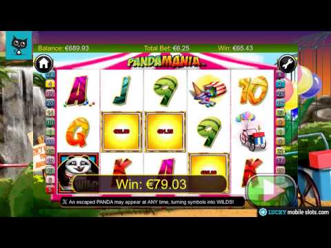 Pandamania Mobile Video Slot Review - Watch Before You Play