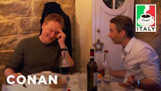 Conan Visits Jordan's Favorite Restaurant  - CONAN on TBS
