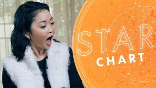 Are Lana Condor and Noah Centineo Soulmates?! | Star Chart with Aliza Kelly by Cosmopolitan