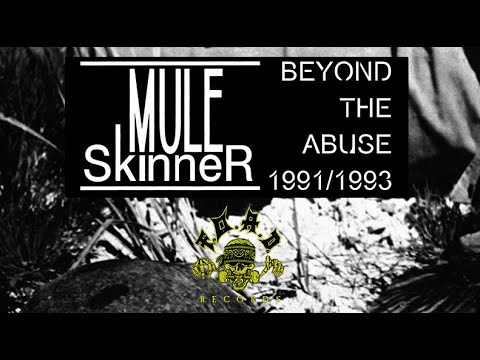"MULE SKINNER ""Beyond The Abuse 1991/1993"" LP Official TEASER"