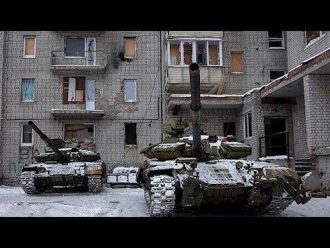 Κατηγορώ ΗΠΑ προς την Ρωσία για την ανατολική Ουκρανία