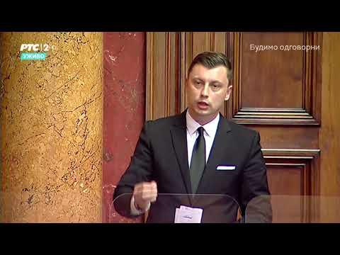 Skupština raspravlja o raspodjeli i ulaganjima vrijednim 700 miliona eura, od bošnjačkih stranaka prisutna samo SPP
