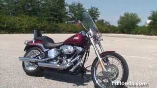 3. Used 2010 Harley Davidson Softail Custom Motorcycles for sale - Pensacola, FL