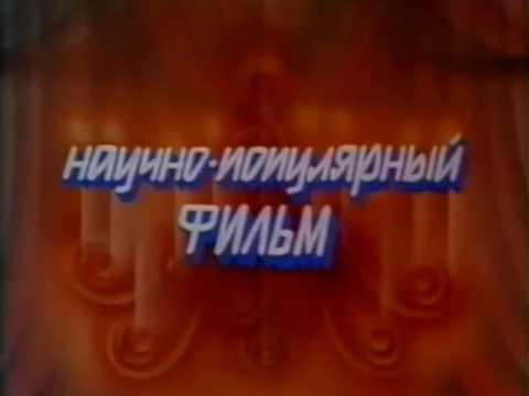 Статичные заставки ЦТ СССР-2 (видео)