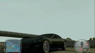 Test Of Physics Maserati GranTurismo S - TDU1 MOD 2012 V5.0 - Test Drive Unlimited 1