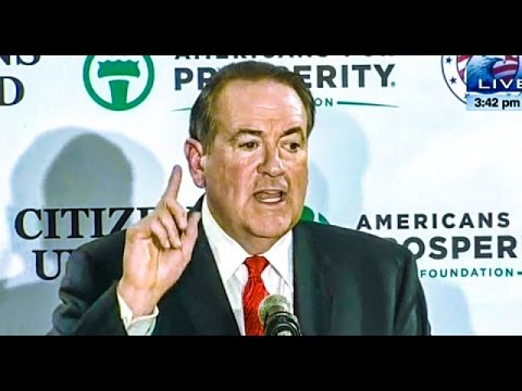 Video Huckabee: 'Secular Theocracy' America Needs God's Law download in MP3, 3GP, MP4, WEBM, AVI, FLV January 2017