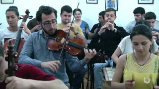 Tribute to SOAD: Cover of Aerials by Naregatsi Orchestra Video