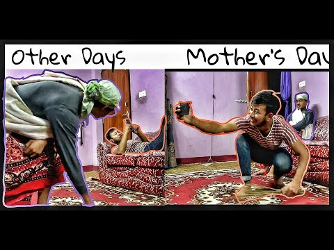 Other Days Vs.Mothers Day||Mothers Day Special||Hritik||
