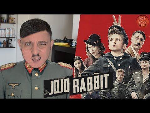 JOJO RABBIT - Crítica de estreno   #HoySaleCine con Ale Turdó