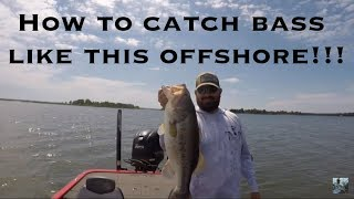 Video Lake Fork Post Spawn Bass Fishing: Offshore Structure Tips MP3, 3GP, MP4, WEBM, AVI, FLV Agustus 2018