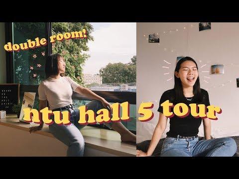 NTU Hall 5 Double Room Tour! | klesis