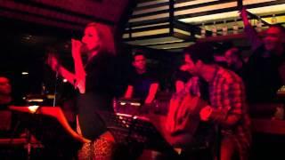 19/1/12 Σοφία Στρατή Unplugged Live @Bungalow White-Imagine