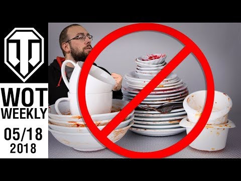 World of Tanks Weekly #64 - 99+ Booster Club (видео)