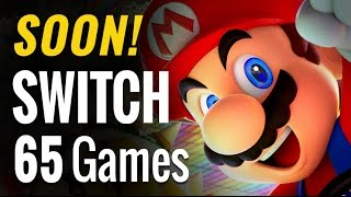 [Updated] 81 Upcoming Nintendo Switch Games of 2017-18 https://www.youtube.com/watch?v=SQ8Ux9bpl1I Buy these games here and help support this channel via the...