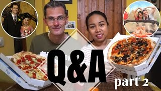 Q&A GIVEAWAY Part 2 | CITA-CITA BELUM KESAMPAIAN | MUKBANG