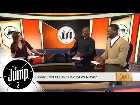 Paul Pierce: Pressure is on Celtics to 'win in 6' | The Jump | ESPN (видео)