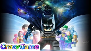 The LEGO Batman 3 Beyond Gotham Movie Full Videogame - LEGO Cartoon Movie for Children & Kid