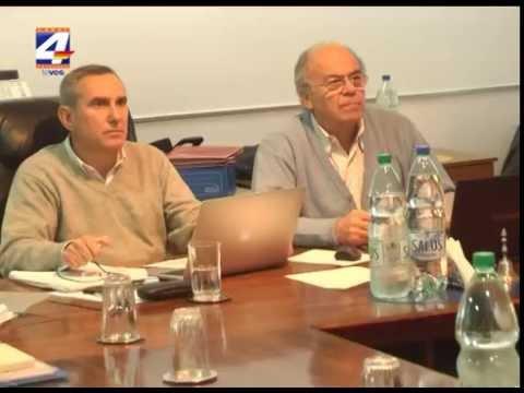 Sesión plenaria con nueva Delegación argentina