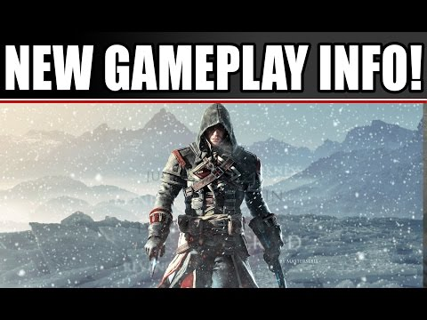 assassin - NEW! Assassin's Creed Rogue gameplay walks us through The Morrigan & AC Rogue's Legendary ship & naval battles on PS3, Xbox 360 and PC. Stay tuned to Open World Games for AC Rogue ...