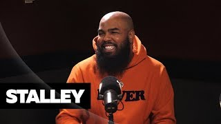 Stalley Talks New Music and Babysitting Trippie Redd on Real Late With Peter Rosenberg