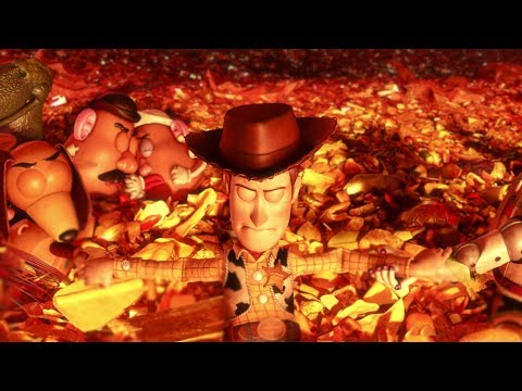 Toy Story 3 | Lotso Betrays Woody And The Gang HD
