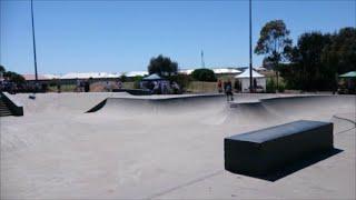 Seaford Australia  city photos gallery : Seaford Skate Comp SA Australia Feb 23rd 2014