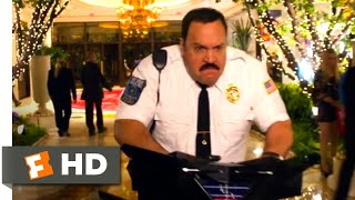 Paul Blart: Mall Cop 2 (2015) - The Bat-Segway Scene (7/10) | Movieclips