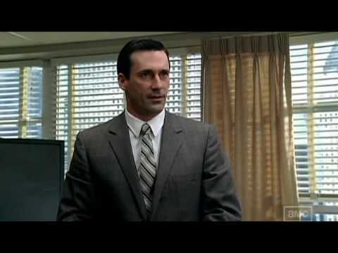 advertising - What is advertising? Mad Men proposes an answer. [Includes vulgar language.]