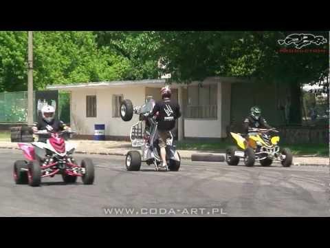 Quad stunt & tricks - Shocker ATV Group