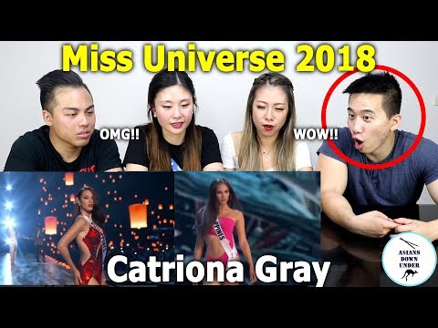 miss universe 2018 catriona gray philippines highlights