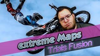 Extreme Maps einfach so | Trials Fusion
