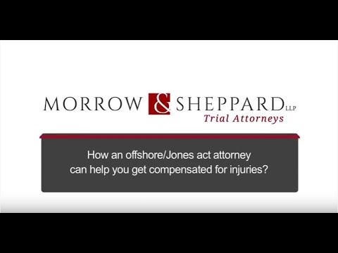 How a Houston Jones Act Lawyer Can Help You