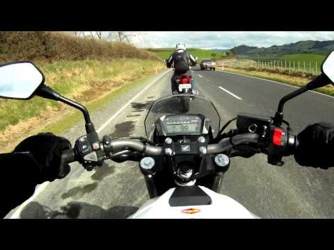 Honda Motorcycle NC700S