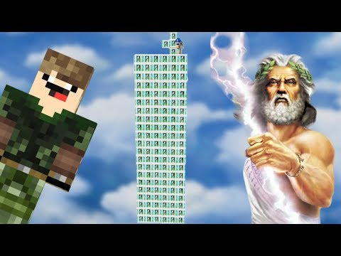 LUCKY BLOCKS DOS DEUSES l MINECRAFT ILHA LUCKY BLOCK