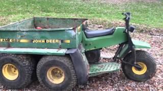 10. John Deere AMT 600 Gator