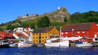 Halden Norway  city pictures gallery : Halden by, Halden Norway