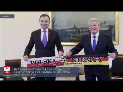 Prezydent RP o stosunkach polsko-niemieckich