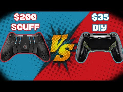 $35 DIY PS4 Elite Controller! | Installation Guide & Review |