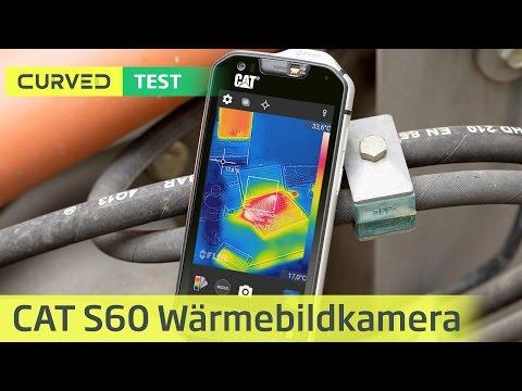 CAT S60 im Test: das Smartphone mit Wärmebildkamera | deutsch