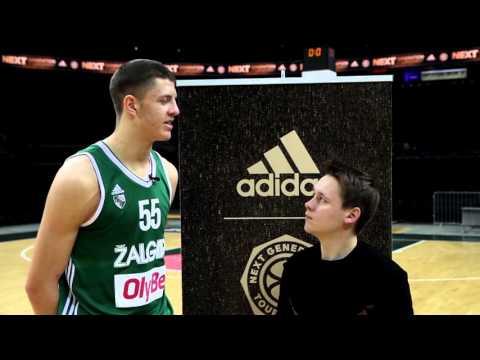 ANGT Kaunas Interview: MVP, Isaiah Hartenstein, Zalgiris Kaunas