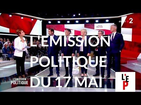 L'Emission politique 17 mai 2018 - Macron : 1 an le verdict (France 2)