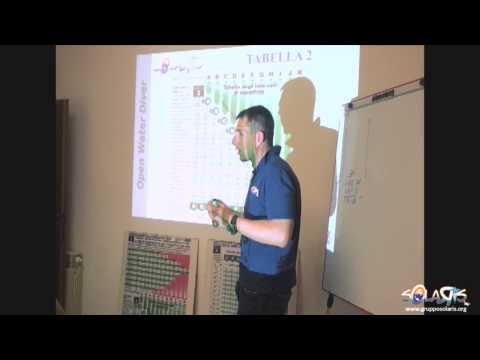 GruppoSolaris.org - SSI Corso OWD - Lezione n.4 - Le tabelle decompressive