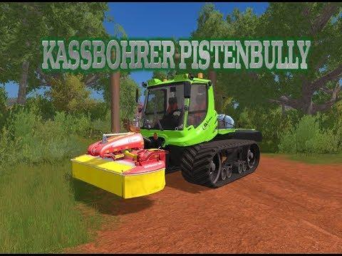 Kassbohrer Pistenbully Sommer Umbau v1.0.0