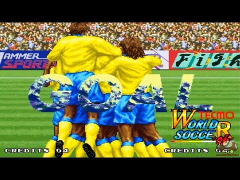 telecharger tecmo world soccer 96 neo geo
