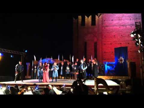 Il Trovatore - atto terzo, scena 4 - Festival Illica 2013